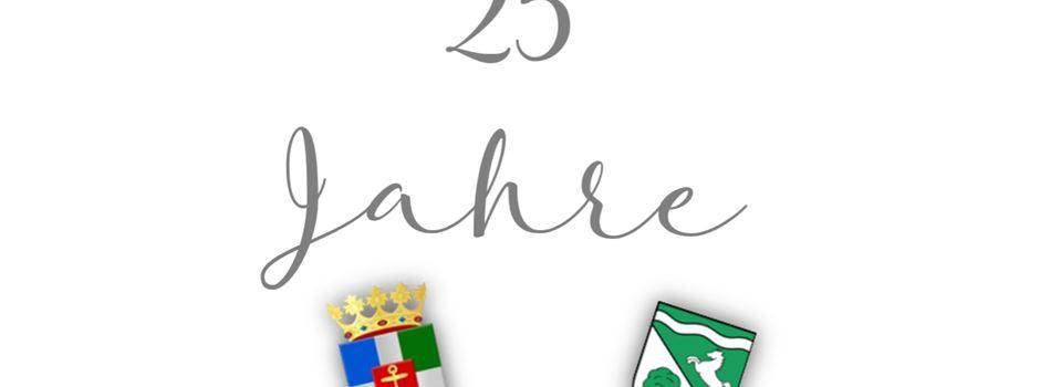 Steenwijkerland - Festakt zum 25. Jubiläum der Städtepartnerschaft