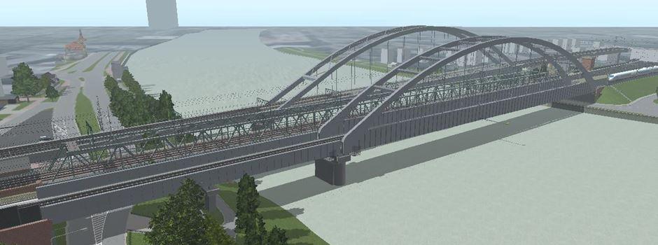 Dritte Mainbrücke in Niederrad geplant