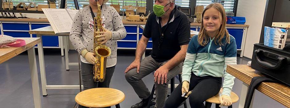 Erfolgreiches Instrumenten-Casting an der VZG