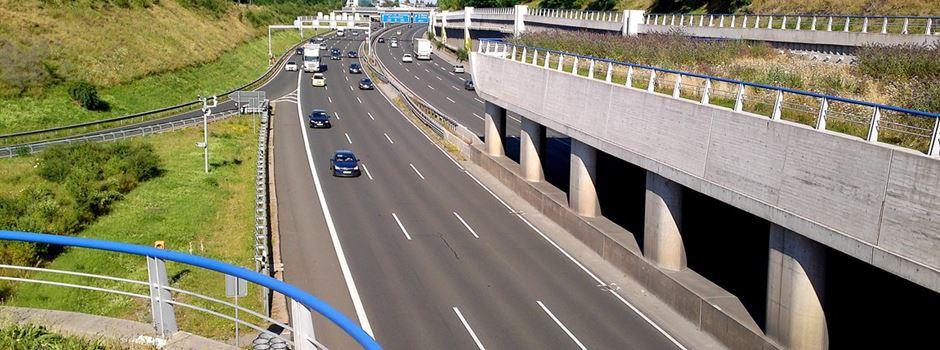 Ab 10. August: Sperrungen im Hechtsheimer Tunnel