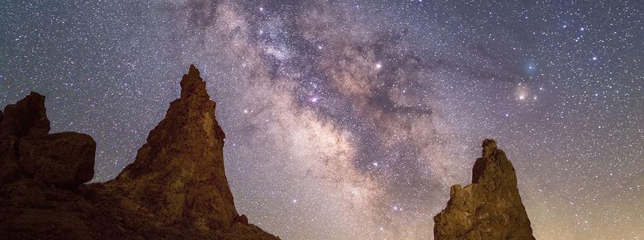 Sonne, Mond und Sterne - Augsburger Locations rund ums Universum