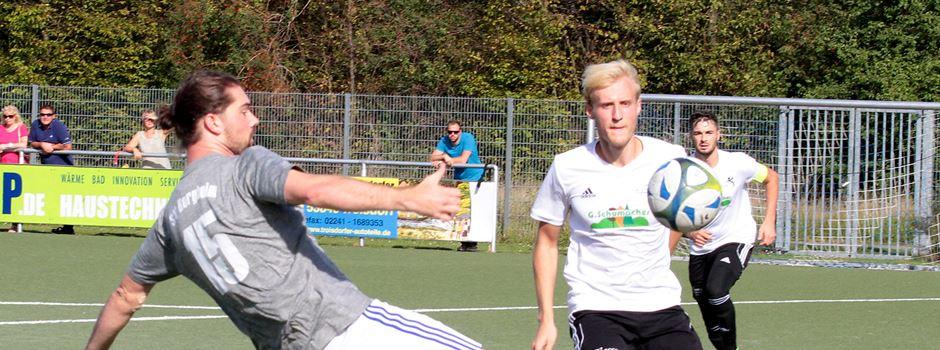 TuS Mondorf gewinnt Derby in Bergheim