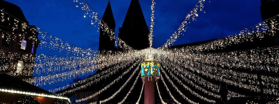 Wie es dieses Jahr weihnachtlich in der Innenstadt werden soll