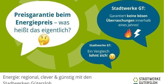 Anzeige: Energieversorgung der Stadtwerke Gütersloh – ganz ohne böse Überraschungen!