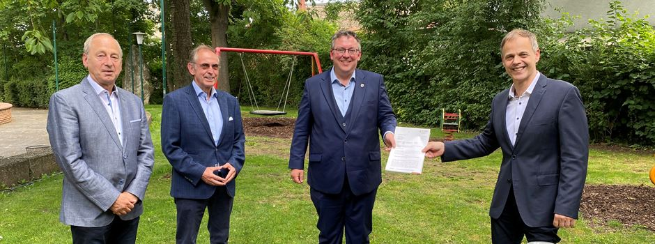 Nierstein erhält Förderbeitrag für die Neugestaltung eines Spielplatzes
