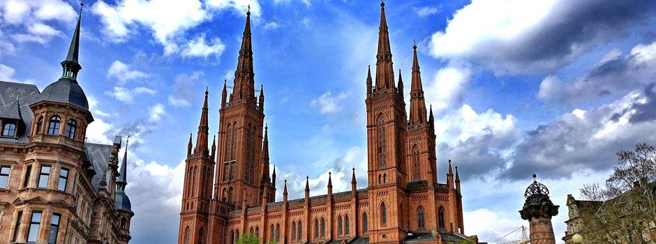 Ist die Marktkirche gar nicht das höchste Bauwerk Wiesbadens?