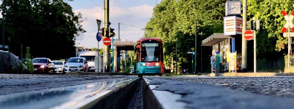 Frankfurt-Oberrad: Die Rückkehr der Straßenbahn