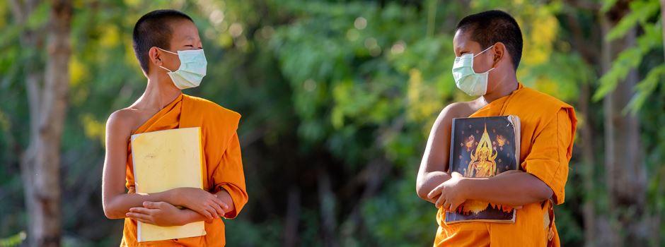 """Jugendtag mit Bhante Sirinanda und ein Kochkurs """"Singhalesisches Essen"""""""
