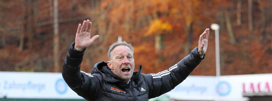 Schock für den FCH! Luginger wird FCS-Sportdirektor
