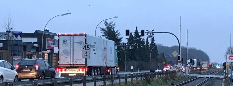Verkehrsunfall auf der Clarholzer Straße