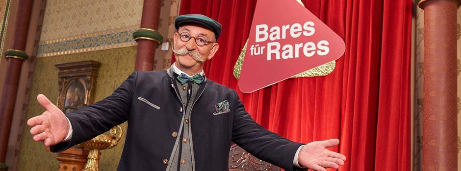 """Mainzer verkauft besonderen Ring bei """"Bares für Rares"""""""
