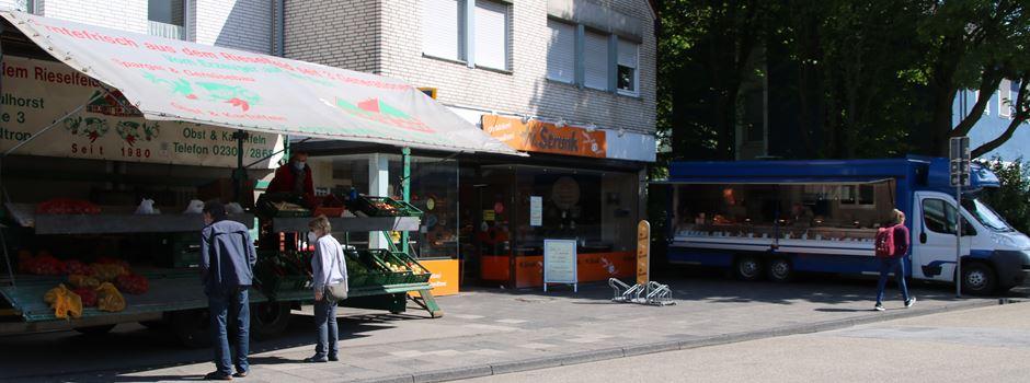"""Das """"magische Dreieck"""" bei Strunk: Kleiner Markt, großes Interesse"""