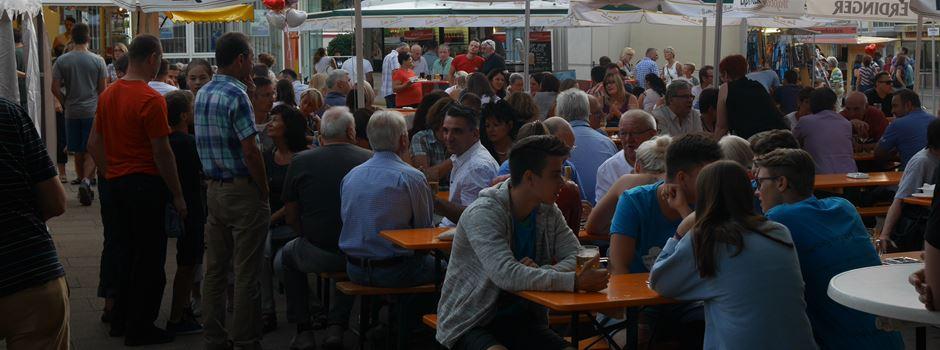Ab Freitag wird in Marienborn wieder gefeiert