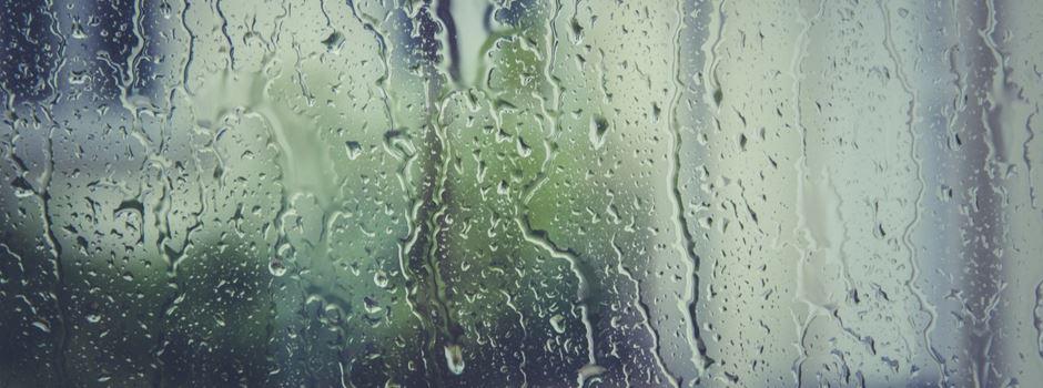 Starkregen, Hagel, Sturmböen: Die Woche startet mit Unwetter
