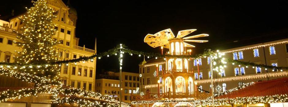 Augsburger Christkindlesmarkt 2019 – 7 Hallo-Tipps