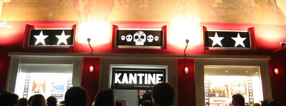 Abriss, Abschied & (Neu)Anfang - Goodbye Kantine!