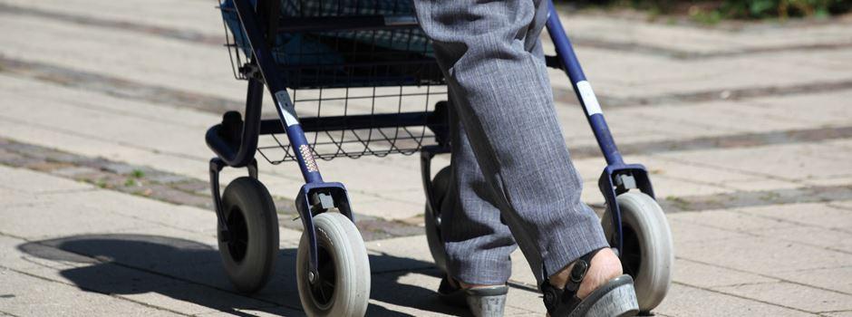 Dieb entwendet 71-jähriger Soltauerin die Geldbörse aus dem Rollator