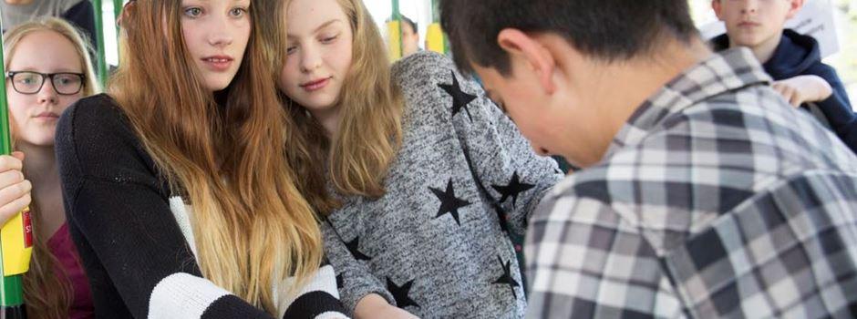 Coolrider – Schüler für mehr Zivilcourage in den Öffis