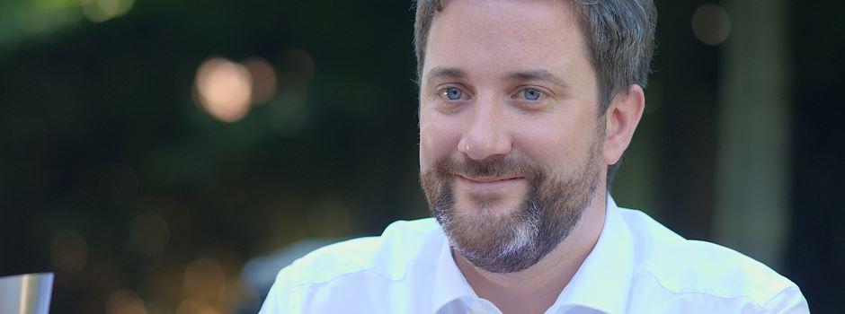 Wahlwerbung: Bürgermeister Marco Diethelm zum Projekt B64n