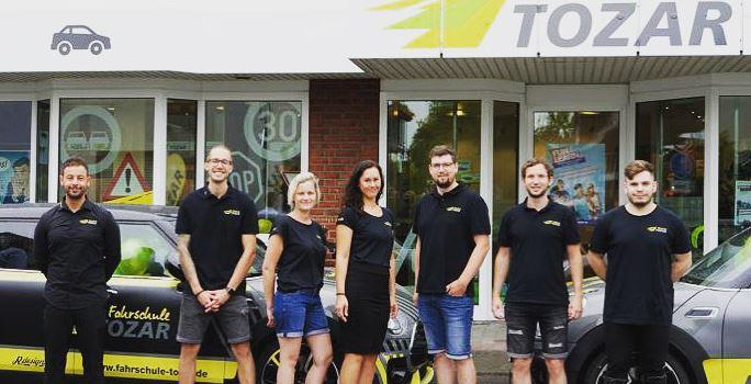 Stellenanzeige: Fahrschule Tozar bietet Ausbildungsplatz zum Kaufmann / zur Kauffrau für Büromanagement
