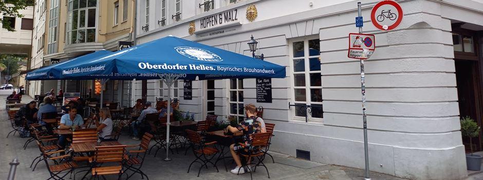 Neues Lokal in der Augustinerstraße