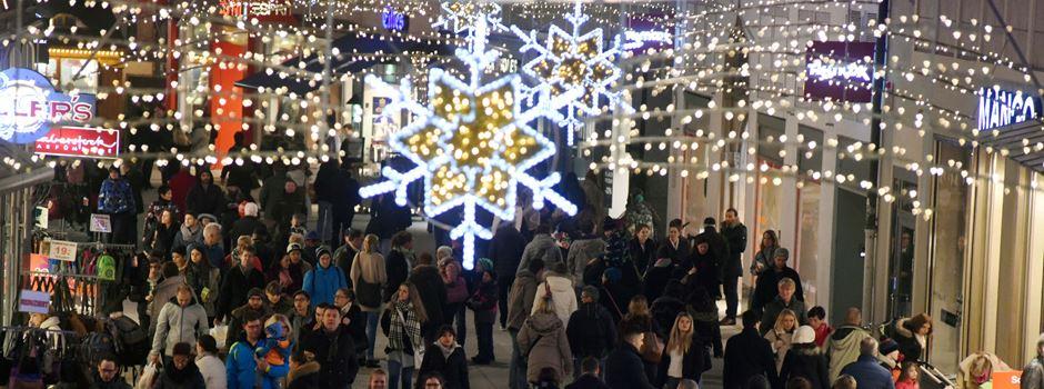 Shoppen, Schlemmen, Schlendern bei der Augsburger Shopping Night
