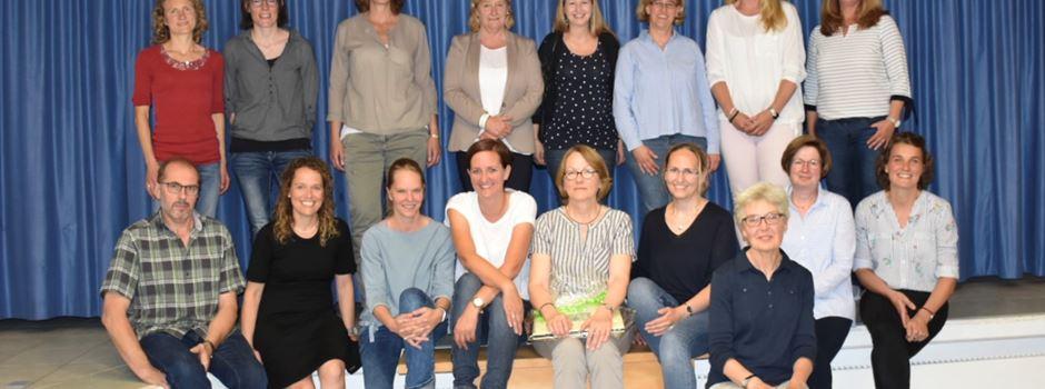 Bolandschule verabschiedet Heidi Wolter nach 42 Jahren