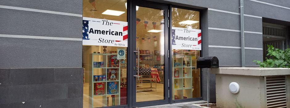 """""""The American Store"""" in der Neustadt hat eröffnet"""