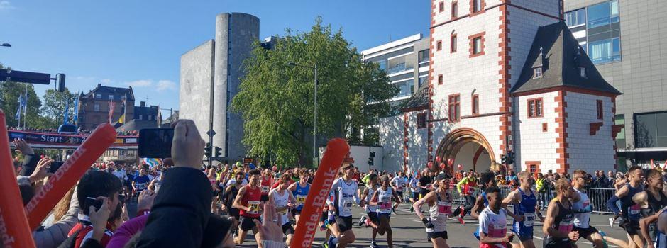So lief der Gutenberg-Marathon 2019