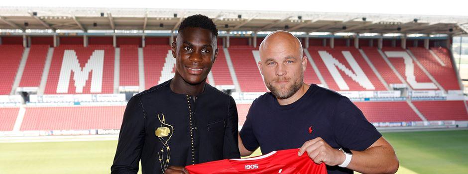 Mainz 05 verpflichtet Verteidiger Moussa Niakhaté