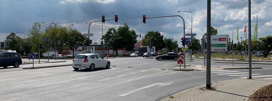 Auf immer mehr Radwegen gilt das indirekte Linksabbiegen