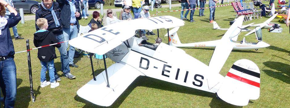 Düsenjets, Drohnen und Bonbonabwurf