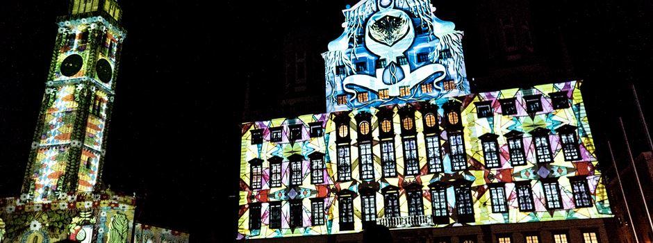 Die Augsburger Light Nights 2020 sind auf Januar verschoben