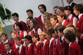 Junge Chöre München in Munster