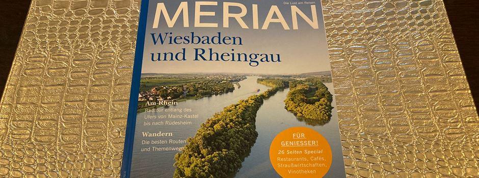 Bekanntes Reisemagazin veröffentlicht Ausgabe zu Wiesbaden und Rheingau