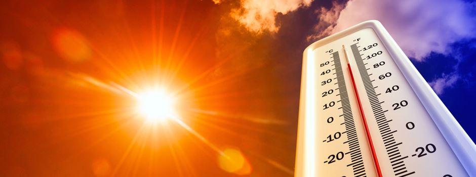 Frankfurt knackt den Hitze-Rekord