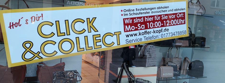 Click & Meet und Click & Collect in Augsburg: Diese Läden sind dabei