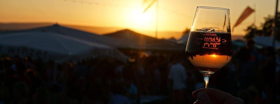 Weinfest im Kirchenstück startet