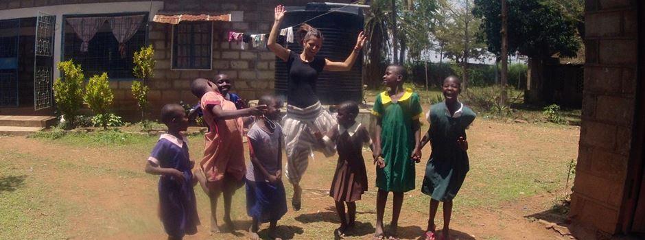 Diese Mainzerin sammelt Spenden für ein Waisenhaus in Kenia