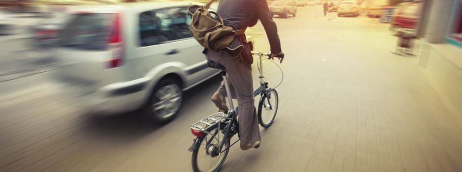 Wiesbaden erneut Letzter beim ADFC Fahrradklima-Test