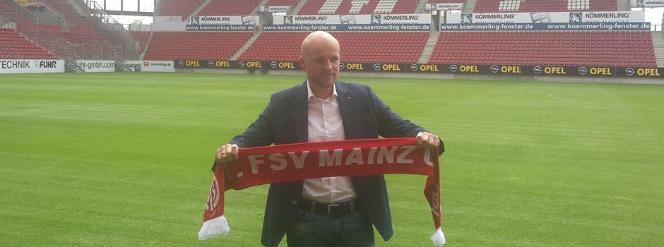 Absage an Gladbach: Rouven Schröder bleibt bei Mainz 05