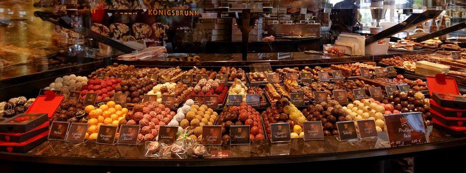 Pralinen, Schokolade & Torten – das Café Müller in Königsbrunn