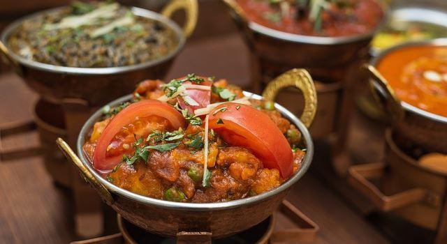 Namasté! Indisch essen gehen in Augsburg