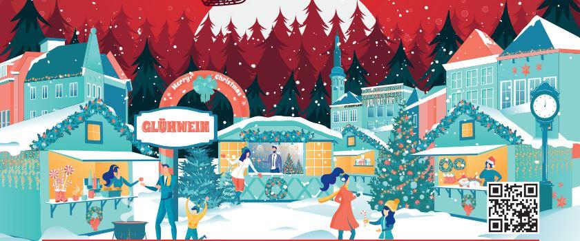 Virtueller Weihnachtsmarkt der EKKK