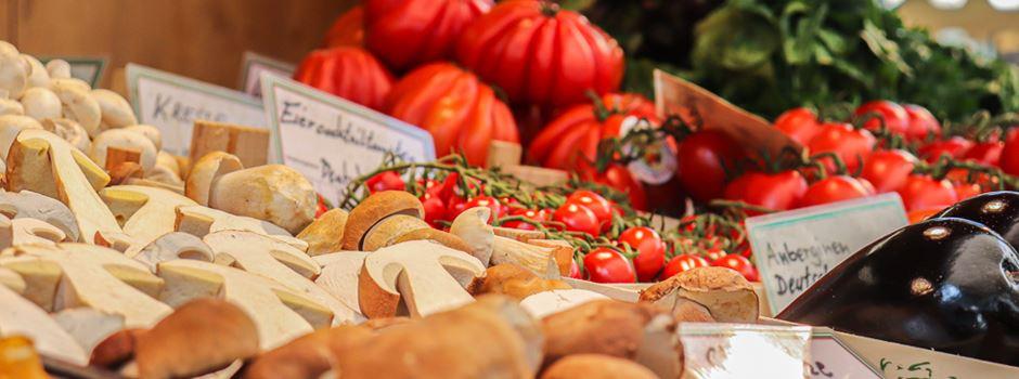 Saisonguide: Obst und Gemüse aus Augsburg und Umgebung