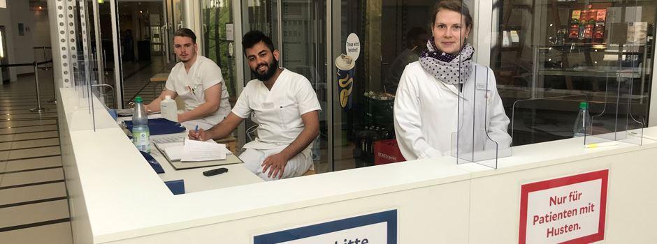 HSK bereitet sich auf Zustrom von COVID-19-Patienten vor