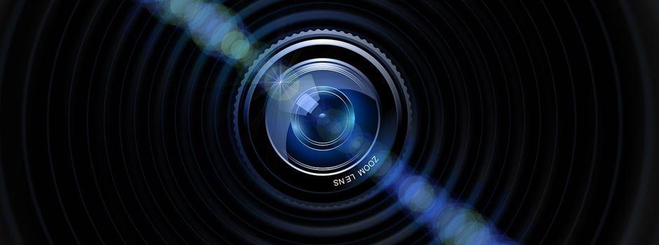 Polizei findet Kamera in Sportumkleide