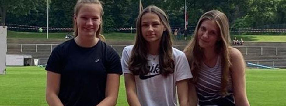 Regionsmeisterschaften: LüRa-Stabhochspringerinnen gewinnen zwei Landesmeistertitel