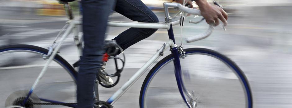 Erneut Radfahrer bei Verkehrsunfall verletzt