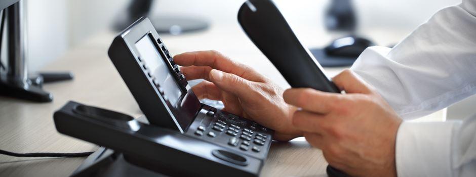 Störung im Telefonnetz legt Wiesbadener Telefone lahm